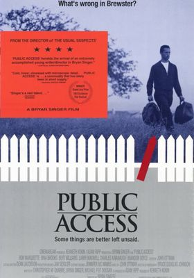 Public Access's Poster