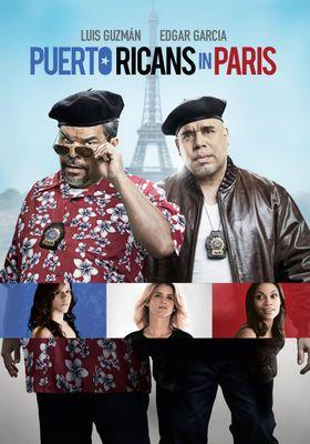 『プエルトリカン・イン・パリ』のポスター