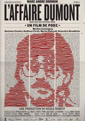 L'affaire Dumont의 포스터