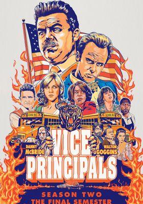 Vice Principals Season 2's Poster