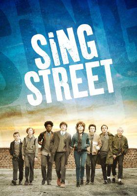 『シング・ストリート 未来へのうた』のポスター
