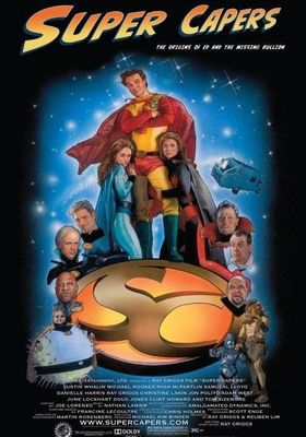 Super Capers's Poster