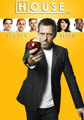 『Dr.HOUSE/ドクター・ハウス シーズン7』のポスター