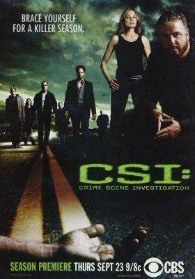 CSI: 라스베가스 시즌 1의 포스터