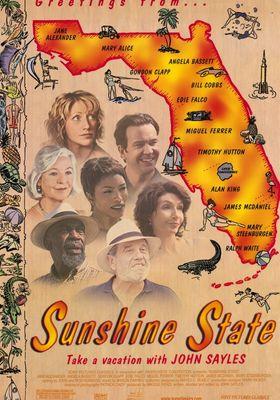 선샤인 스테이트의 포스터