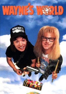 Wayne's World's Poster