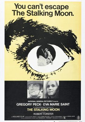 The Stalking Moon's Poster
