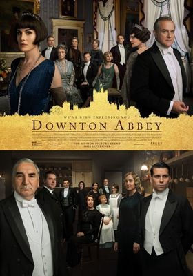 Downton Abbey's Poster