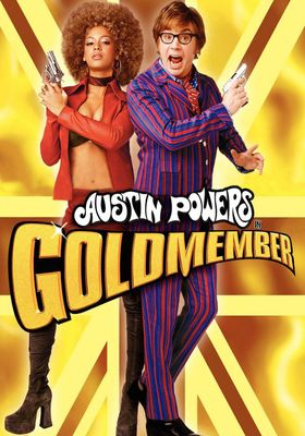 Austin Powers in Goldmember's Poster
