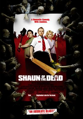 Shaun of the Dead's Poster