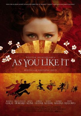 As You Like It's Poster
