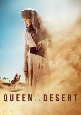 Queen of the Desert's Poster