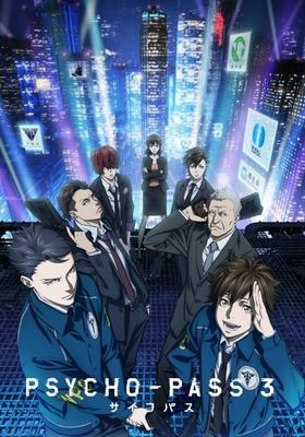PSYCHO-PASS Season 3's Poster