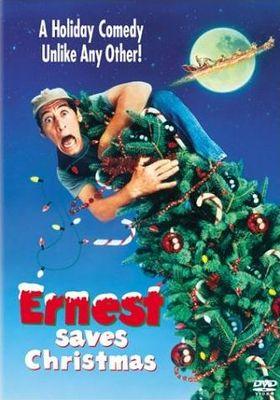 어니스트 2 - 크리스마스 구출 작전의 포스터