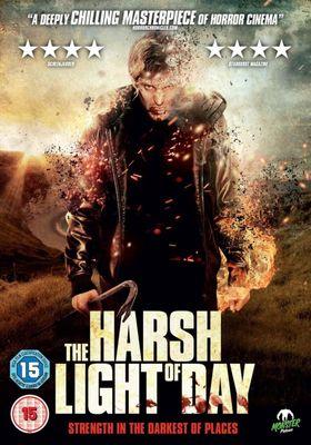 『The Harsh Light of Day』のポスター