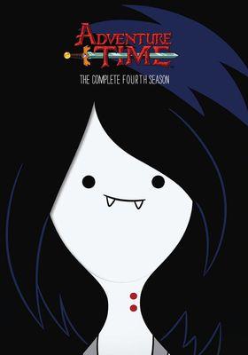 『アドベンチャー・タイム シーズン4』のポスター