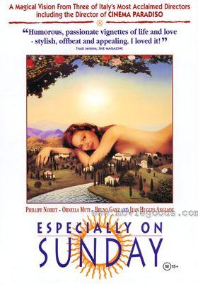 이스페셜리 온 선데이의 포스터