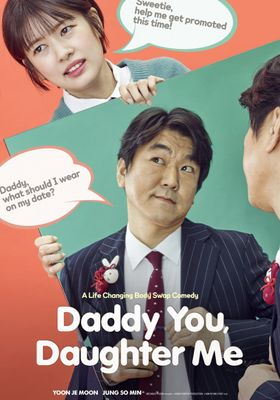 Daddy You, Daughter Me's Poster