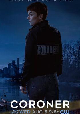 Coroner Season 2's Poster
