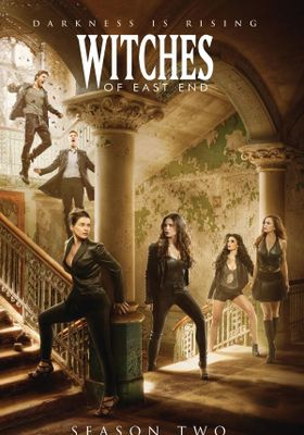 Witches of East End Season 2's Poster