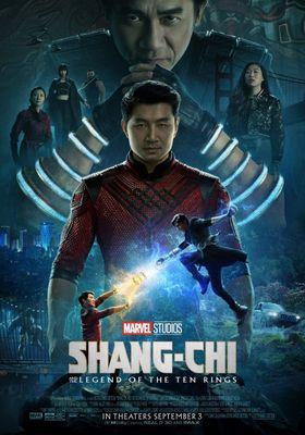 『シャン・チー テン・リングスの伝説』のポスター
