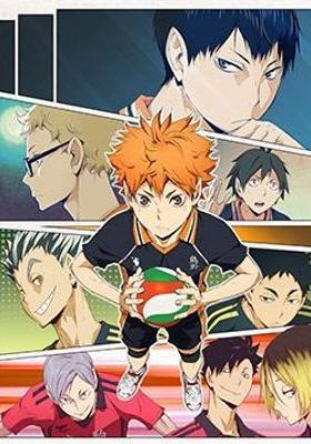 Haikyu!! Second Season's Poster