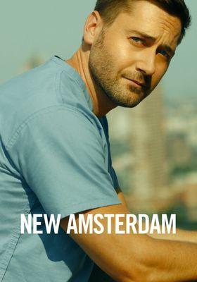 『ニュー・アムステルダム 医師たちのカルテ シーズン2』のポスター