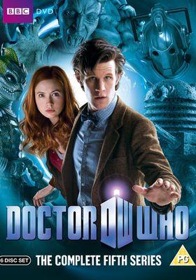 『ドクター・フー シーズン5』のポスター