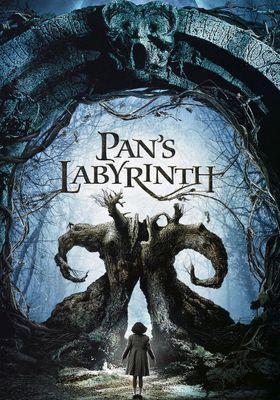 『パンズ・ラビリンス』のポスター