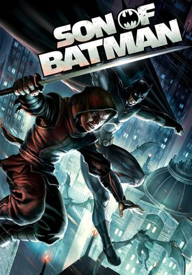 Son of Batman's Poster