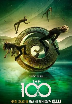 The 100 Season 7's Poster