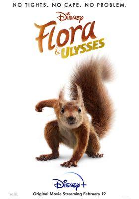 Flora & Ulysses's Poster