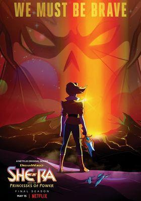 She-Ra and the Princesses of Power Season 5's Poster