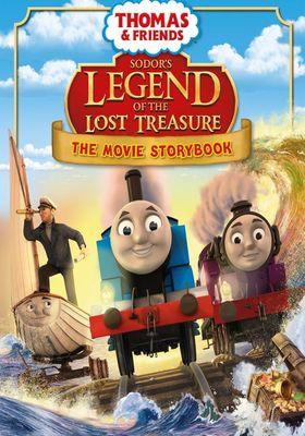 Thomas & Friends: Sodor's Legend of the Lost Treasure: The Movie's Poster