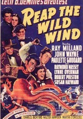 Reap the Wild Wind's Poster