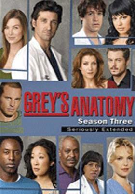 『グレイズ・アナトミー シーズン3』のポスター