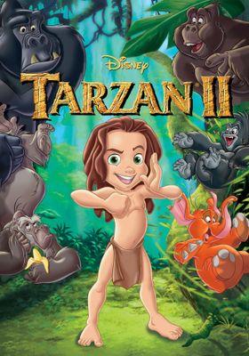 『ターザン2』のポスター