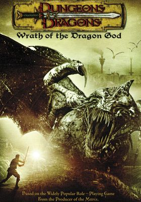 Dungeons & Dragons: Wrath of the Dragon God's Poster
