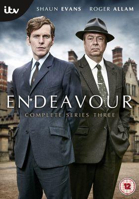Endeavour Season 3's Poster