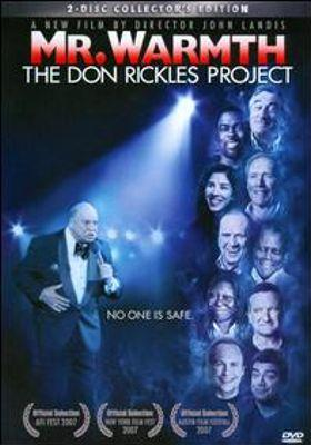 『Mr. Warmth: The Don Rickles Project (原題)』のポスター