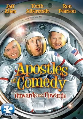 어파슬 오브 코미디: 온워드 앤 업워드의 포스터