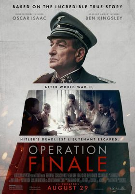 Operation Finale's Poster