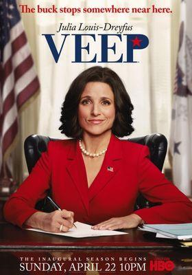 『Veep/ヴィープ シーズン1』のポスター