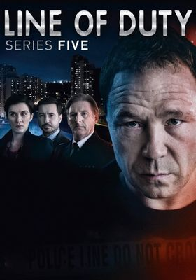 Line of Duty Season 5's Poster