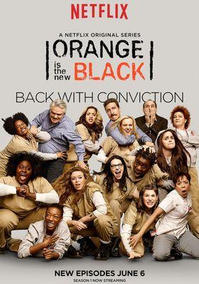 Orange Is the New Black Season 2's Poster