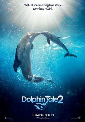 돌핀 테일 2의 포스터