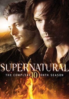 Supernatural Season 10's Poster