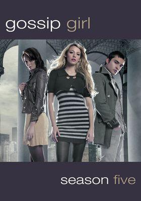 Gossip Girl Season 5's Poster