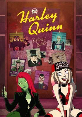 할리 퀸 시즌 2의 포스터
