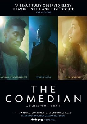 The Comedian's Poster